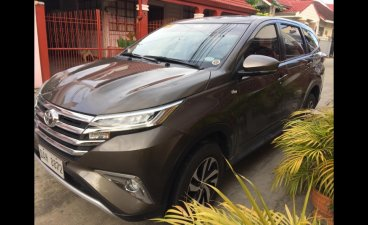 Brown Toyota Rush 2018 for sale in Batangas City