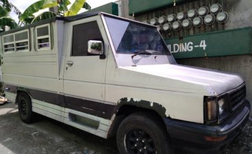 Sell White 1993 Toyota Tamaraw in Quezon City