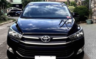 Sell Black 2017 Toyota Innova in Marikina