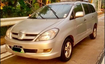 Sell Silver 2008 Toyota Innova in Lipa