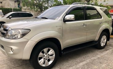 Beige Toyota Fortuner 2016 for sale in Parañaque City