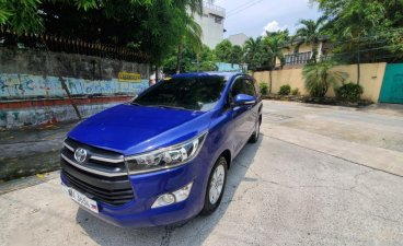 Sell Blue 2017 Toyota Innova in Manila