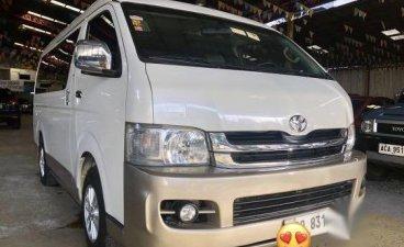 Sell White Toyota Grandia in Quezon City