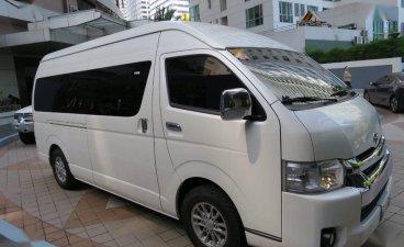 Sell White Toyota Grandia in Manila