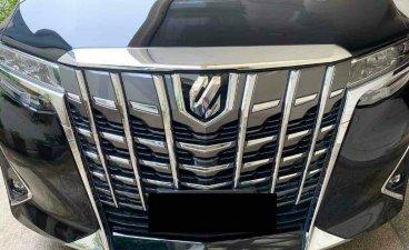 Sell Black 2019 Toyota Alphard in Manila