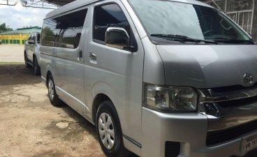 Silver Toyota Grandia for sale in Bulacan