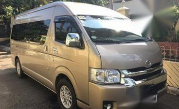 Sell Silver Toyota Grandia in Manila