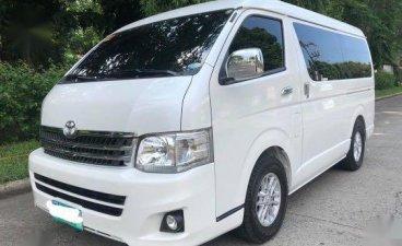 White Toyota Grandia for sale in Manila