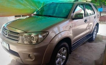 Selling Brown Toyota Fortuner 2016 in Quezon City