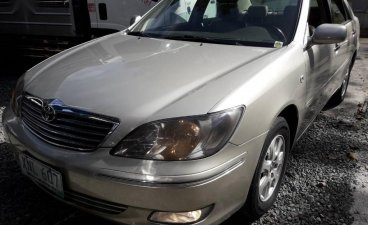 Selling White Toyota Camry 2009 in Rizal