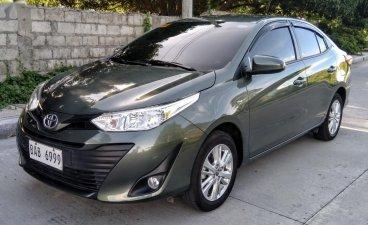 Sell Grey 2019 Toyota Vios in San Fernando