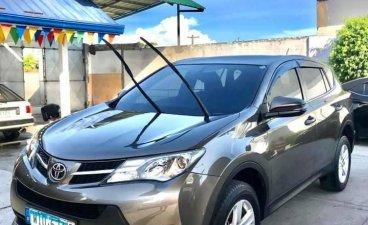 Grey Toyota Rav4 2013 for sale in Manila