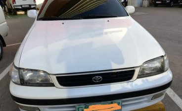 White Toyota Corona 1996 for sale in Talisay