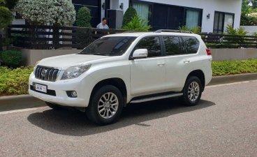 Toyota Prado 2.7 TX 7-Seater (A)