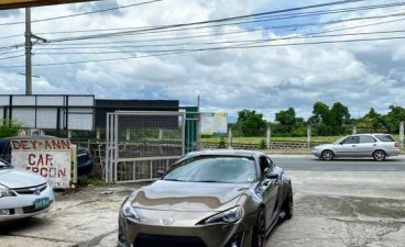 Grey Toyota 86 for sale in San Pedro