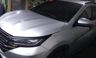 Silver Toyota Rush 2019 for sale in Mandaluyong City