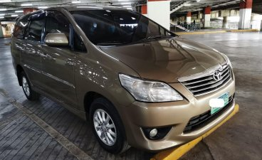 Selling Brown Toyota Innova in Marikina