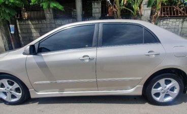 Sell Silver Toyota Corolla altis in Cebu City