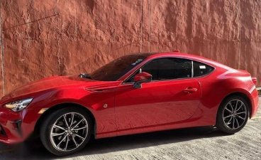 Sell Red Toyota 86 in Makati