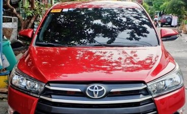 Red Toyota Innova for sale in Bacoor