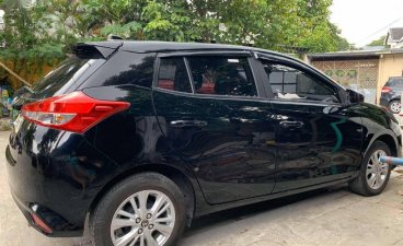 Sell Black 2018 Toyota Yaris in Quezon City