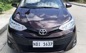 Selling Black Toyota Vios in Pasig