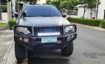 Grey Toyota Fortuner 2016 for sale in Quezon City