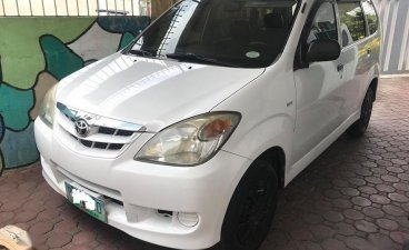 Sell White 2010 Toyota Avanza in Manila