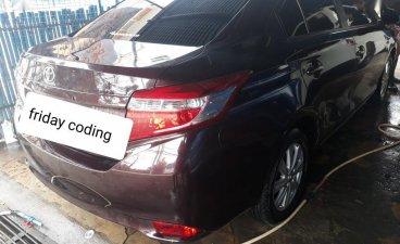 Black Toyota Vios for sale in Valenzuela