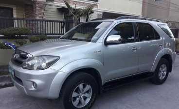 Sell Silver 2007 Toyota Fortuner in Manila