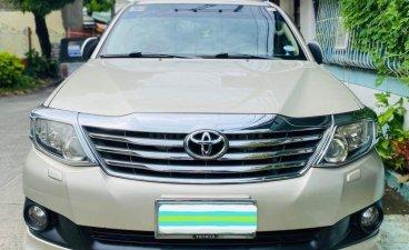 Beige Toyota Fortuner for sale in Dasmariñas