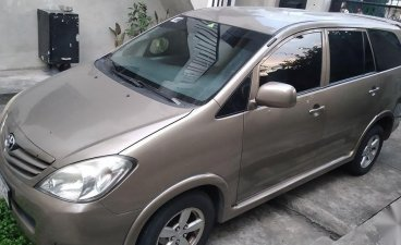 Sell Silver Toyota Innova in Manila