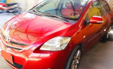 Selling Red Toyota Vios in Manila