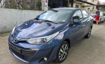Selling Blue Toyota Vios in Manila