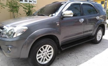 Sell Grey Toyota Fortuner in Manila