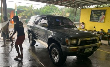 Black Toyota 4Runner for sale in Silang