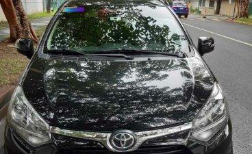 Black Toyota Wigo for sale in Makati