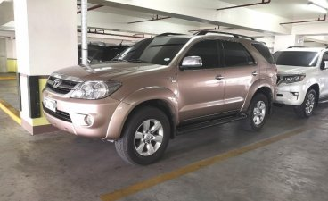 Sell 2006 Brown Toyota Fortuner G Auto in Manila