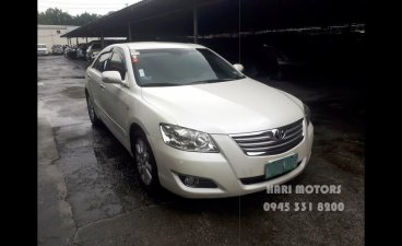 Sell White 2007 Toyota Camry in Manila