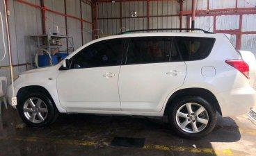 Sell Pearl White Toyota Rav4 in Manila