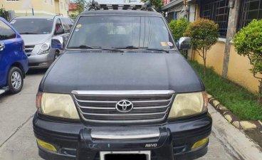 Sell Black Toyota Revo in Santa Rosa