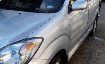 Selling Silver Toyota Avanza in Gandara