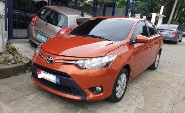 Sell Orange 2019 Toyota Vios in Mandaluyong