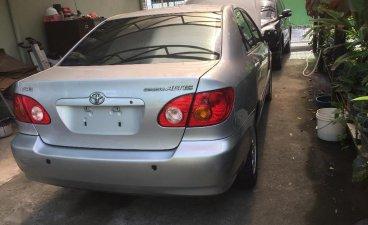 Sell Silver Toyota Corolla altis in Manila