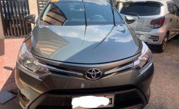 Selling Grey Toyota Vios 2019 in Muntinlupa