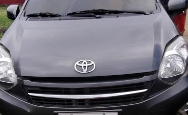 Selling Black Toyota Wigo in Antipolo