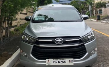 Silver Toyota Innova for sale in Parañaque