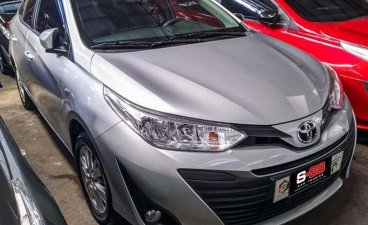 Sell Silver Toyota Vios in Quezon City