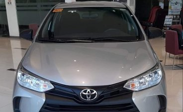 Silver Toyota Vios for sale in Toyota Marikina