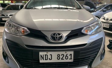 Silver Toyota Vios 2019 for sale in Marikina City
